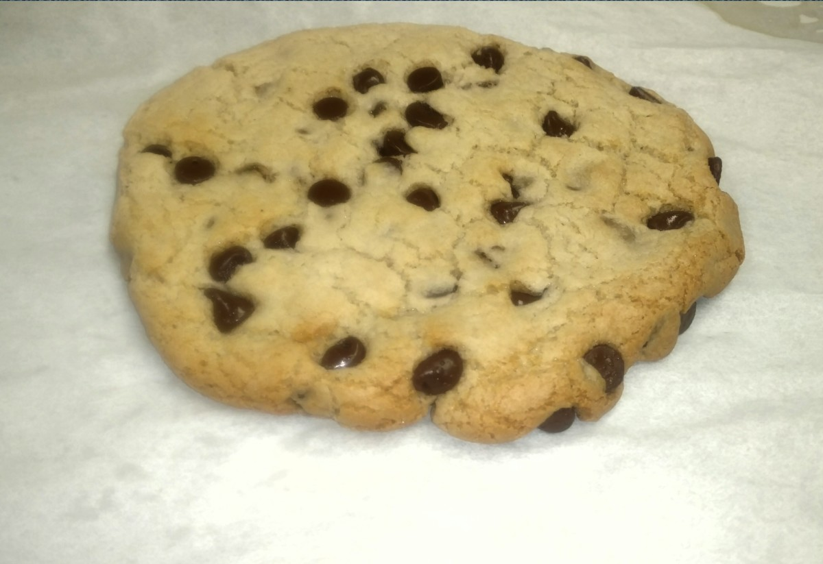 How to Make Chocolate Chip Cookies at a High Altitude