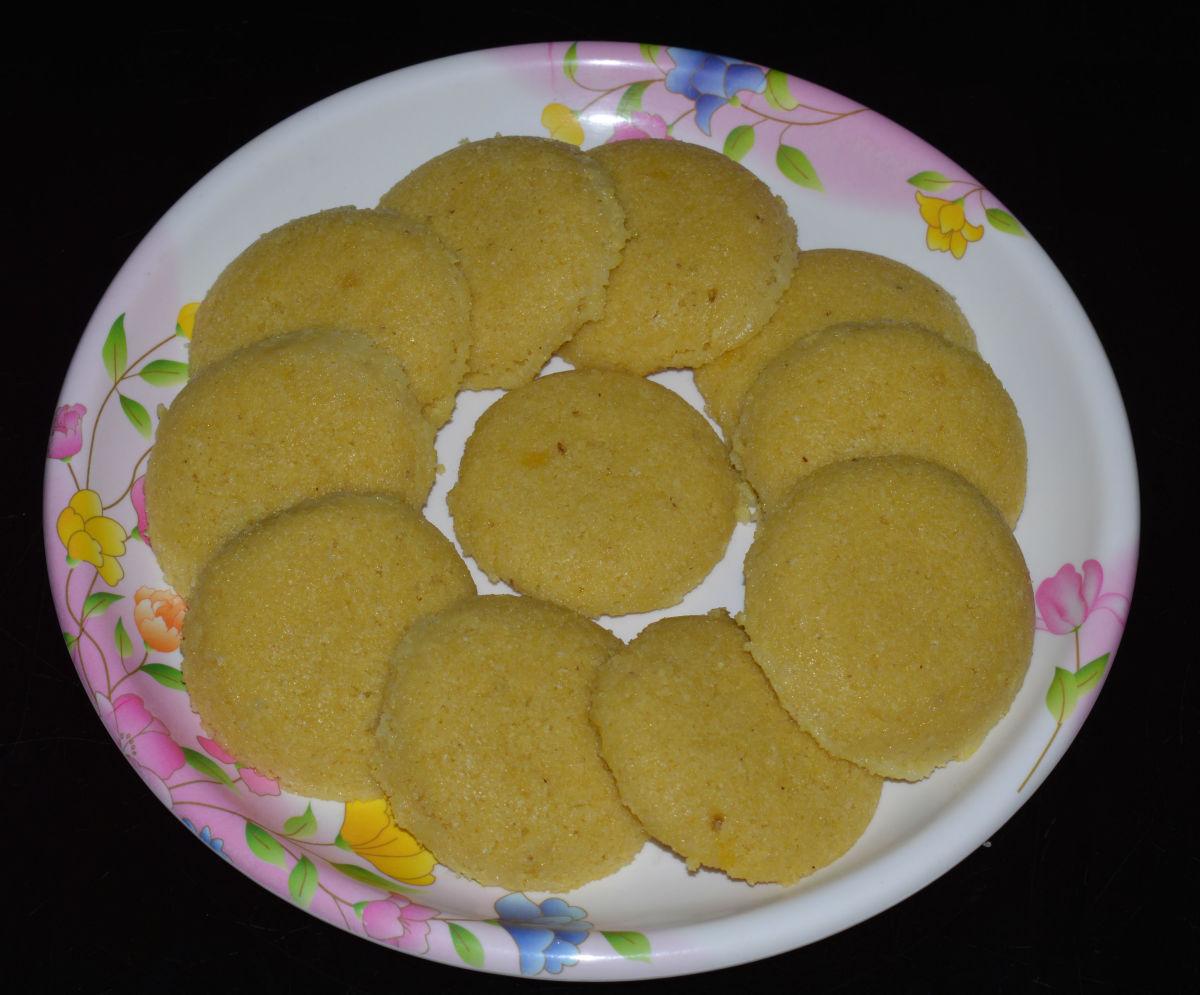 How to Make Sweet Jackfruit Idli