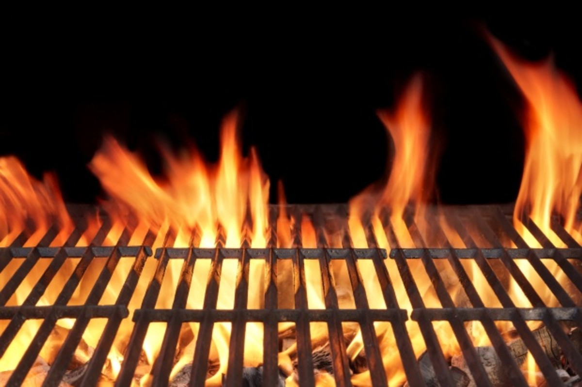 6 Fun & Unusual Foods to Cook on the Grill