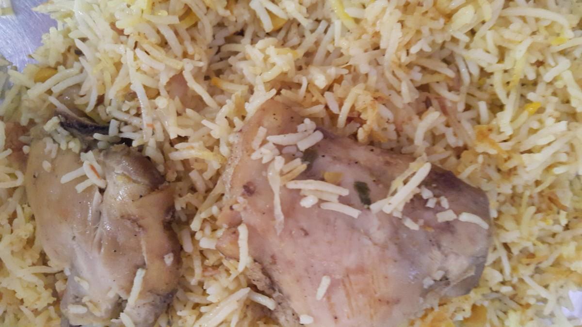 Widely Eaten Food in Kuwait