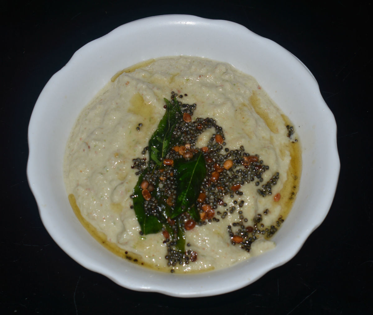 Vegan Dishes: Peanut Chutney Recipe
