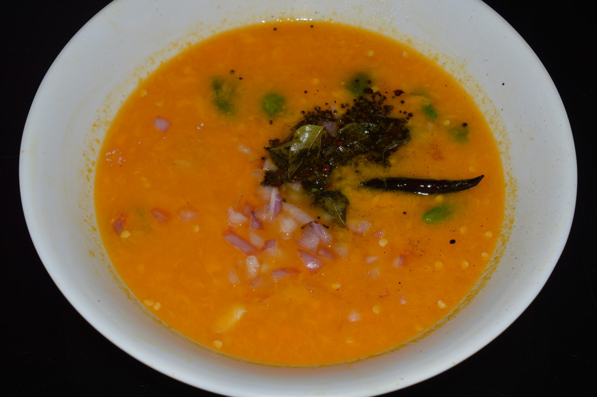 Tasty Curries: Mango Gojju (Mango Sauce) Recipe