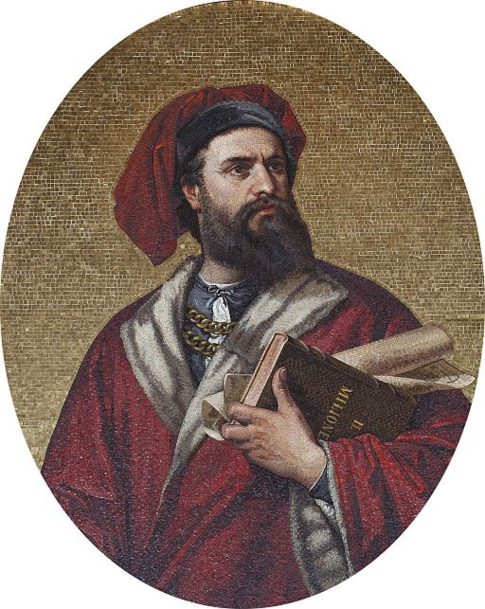 Marco Polo: A 19th-Century Mosaic