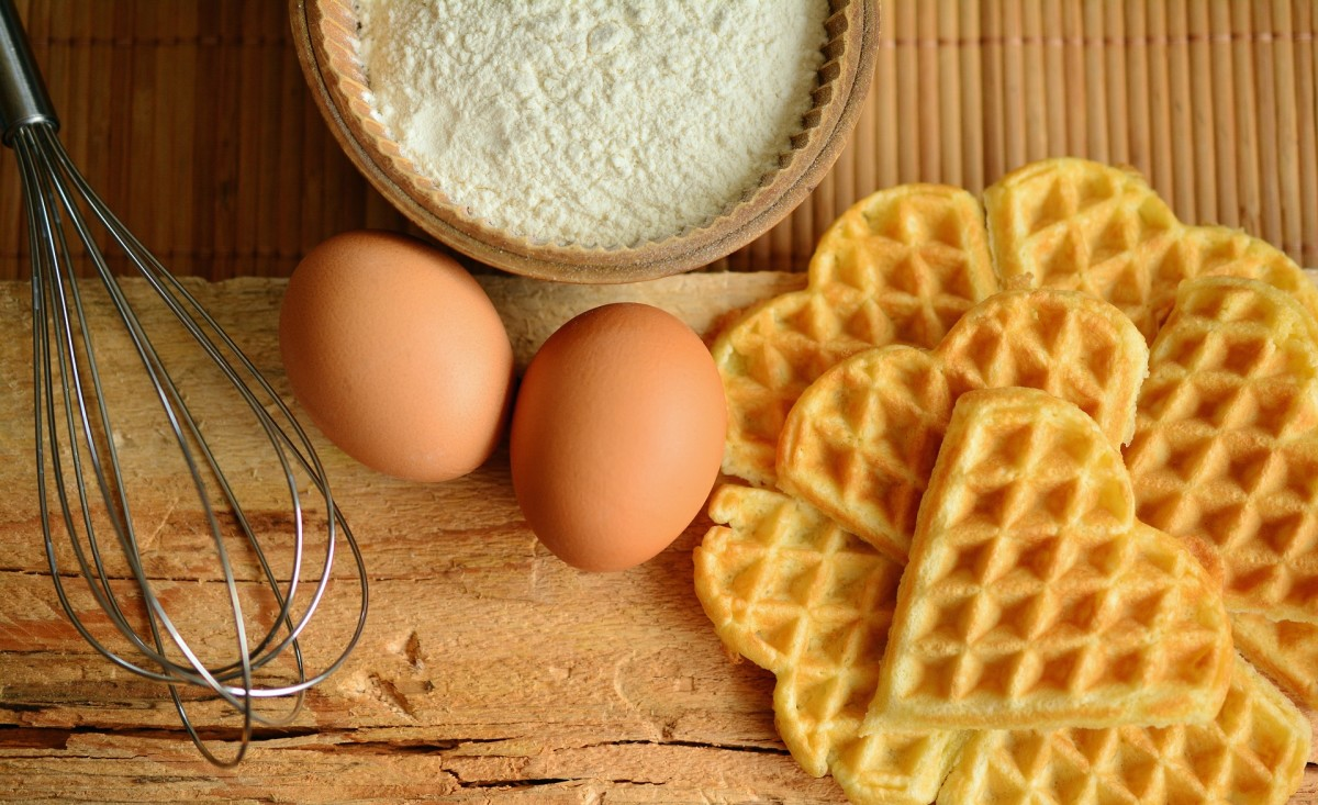 Exploring Waffles: A History and Recipes