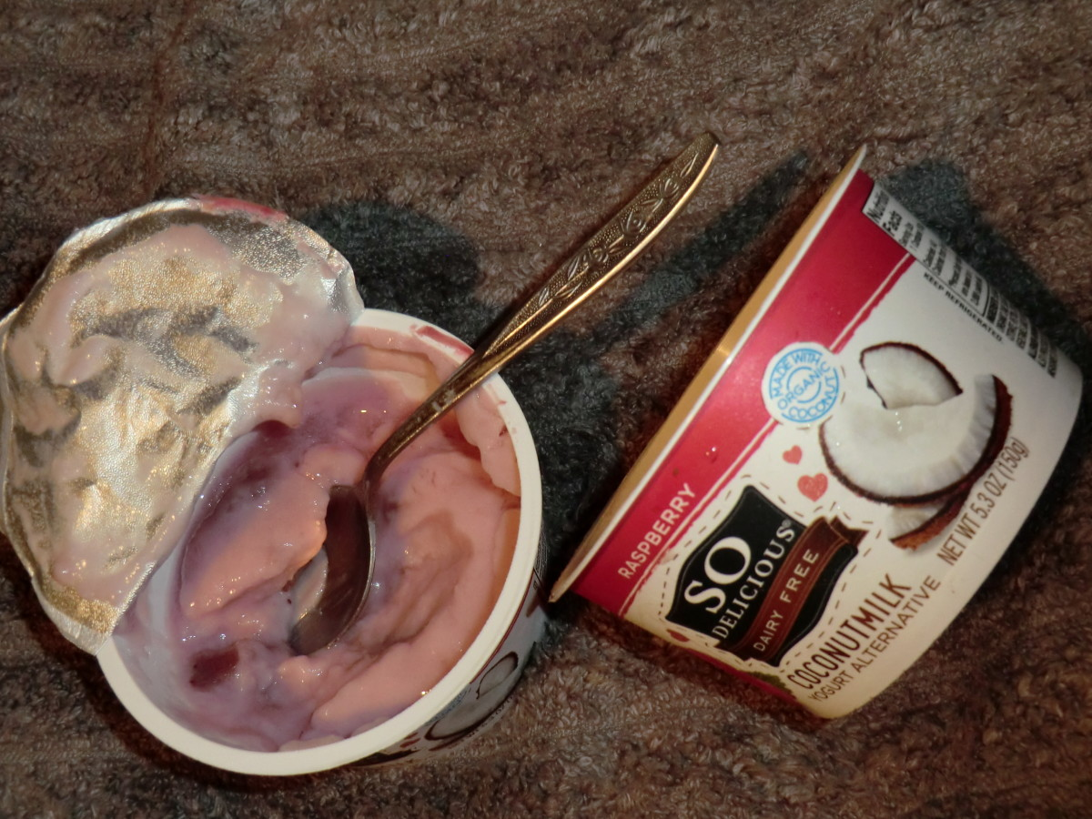 So Delicious makes a dairy-free yogurt alternative using coconut milk.