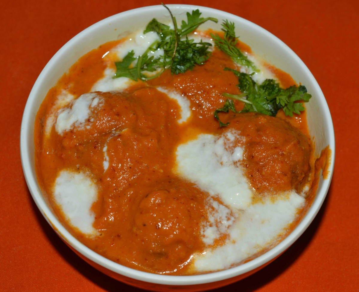 Healthy Recipes: Bottle Gourd Kofta Curry