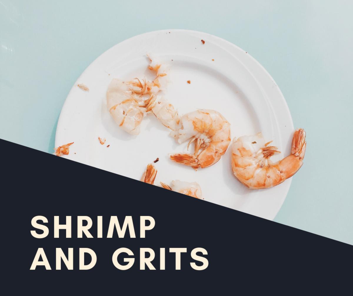 A Taste of Disney: Shrimp and Grits
