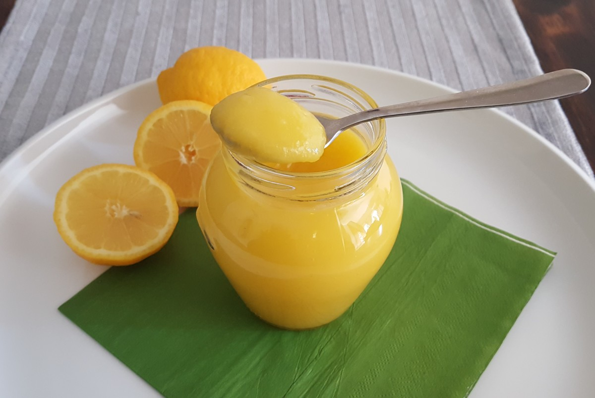 Easy-to-Make Lemon Curd Recipe