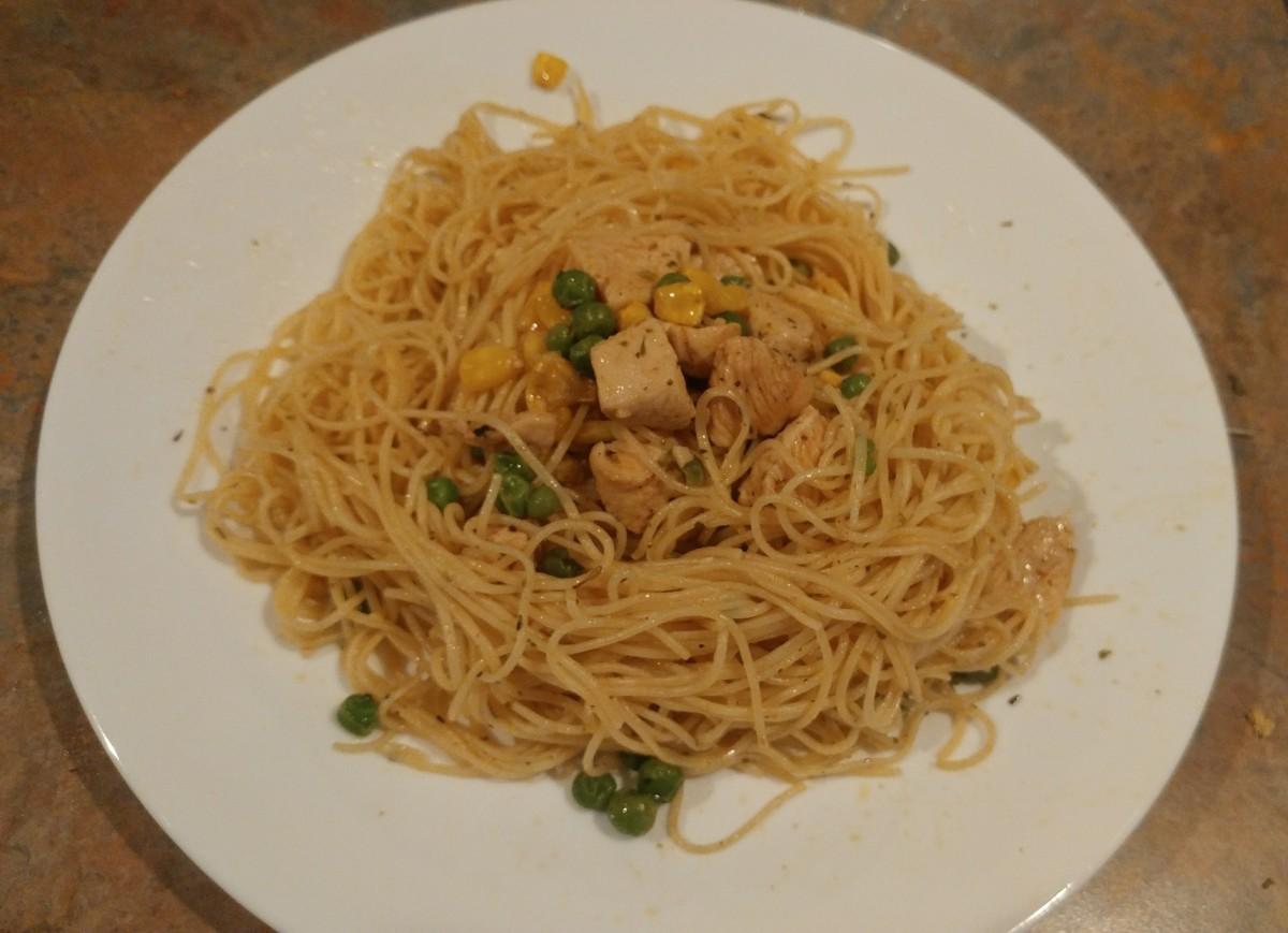 chicken-butter-pasta