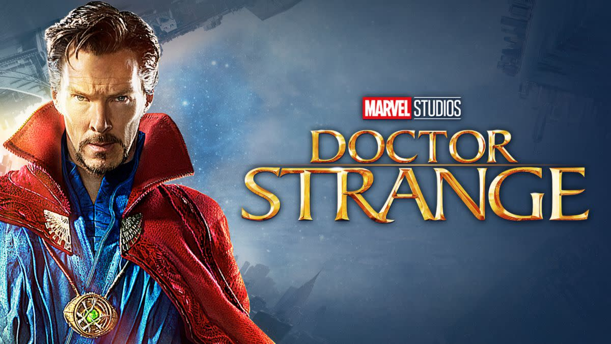 'Doctor Strange' - Infinity Saga Chronological Reviews