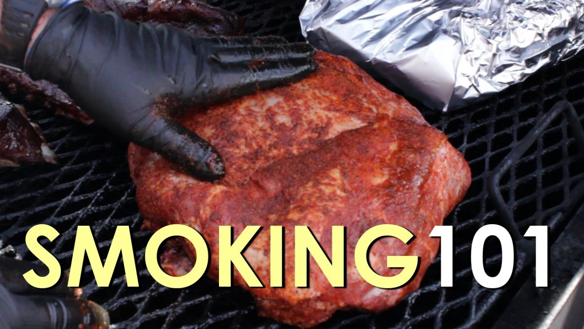 Tips for Smoking Meat for Beginners