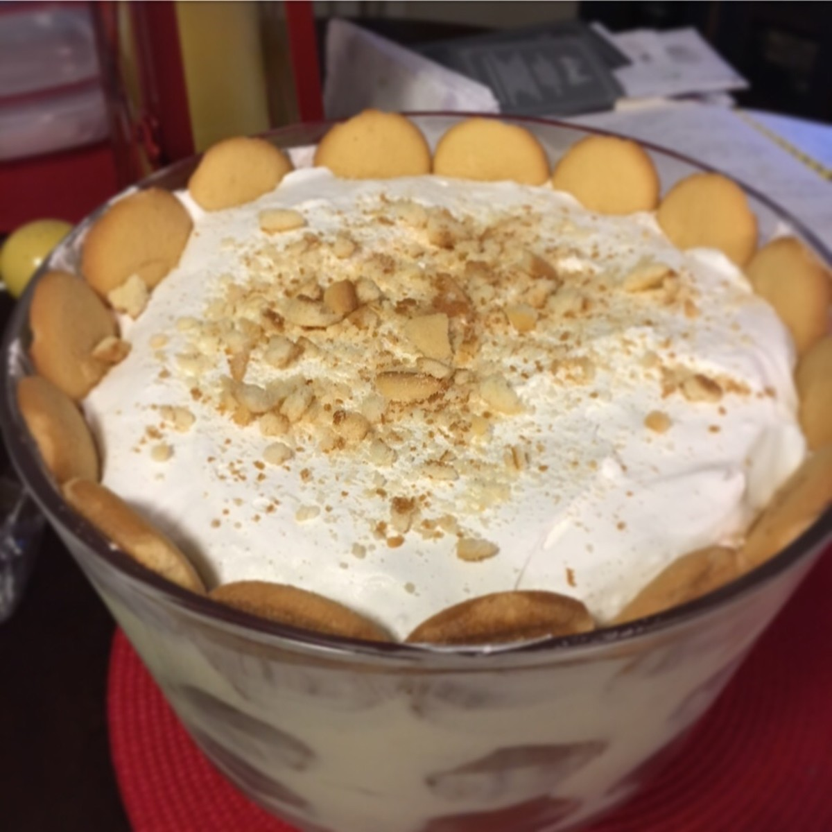 Best (and easiest) Banana Pudding