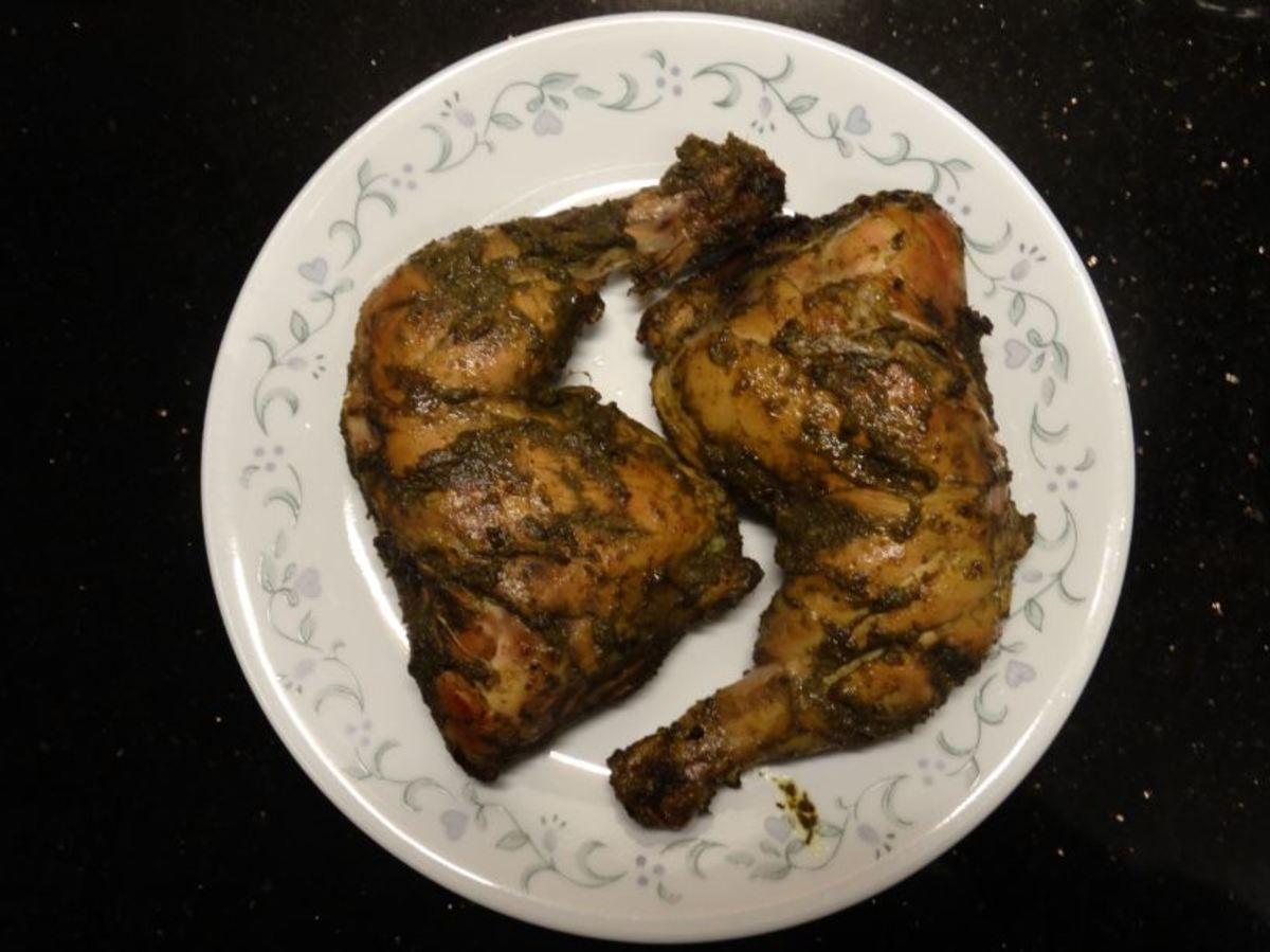 Easy, Delicious Goan Chicken Cafreal