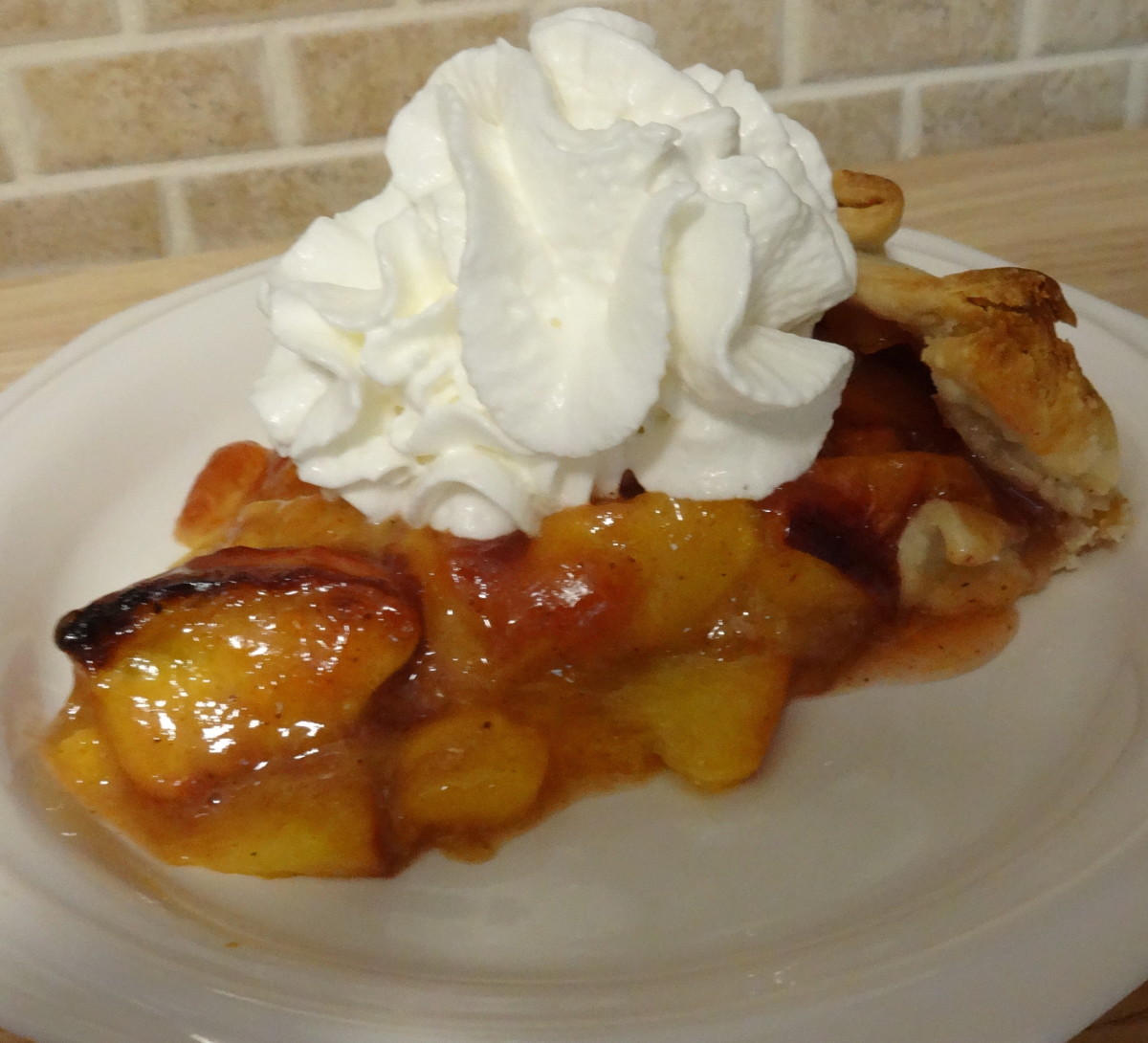 How to Make a Peachy Nectarine Galette