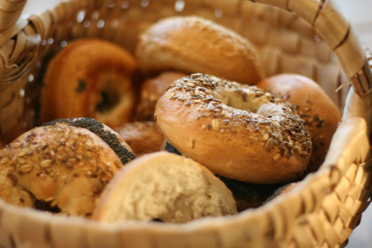 How to Make the Perfect Bagel