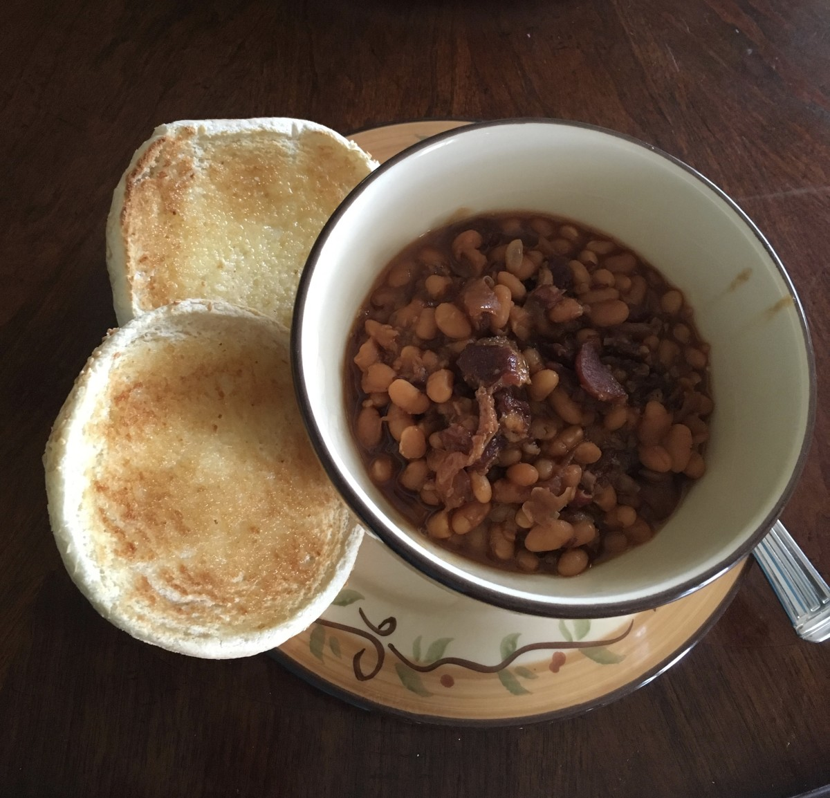 Baked Beans Done In The Slow Cooker