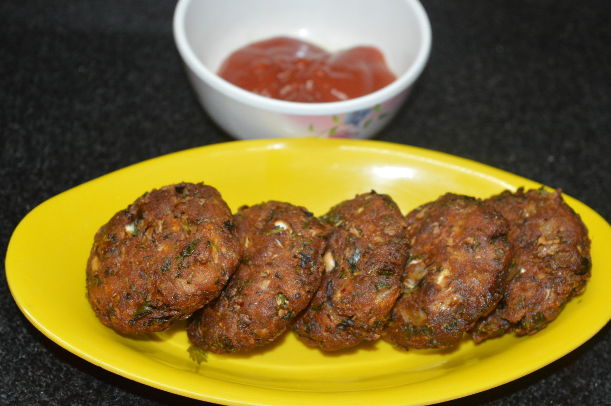 How to Make Bread Vada, a Healthy After-School Snack