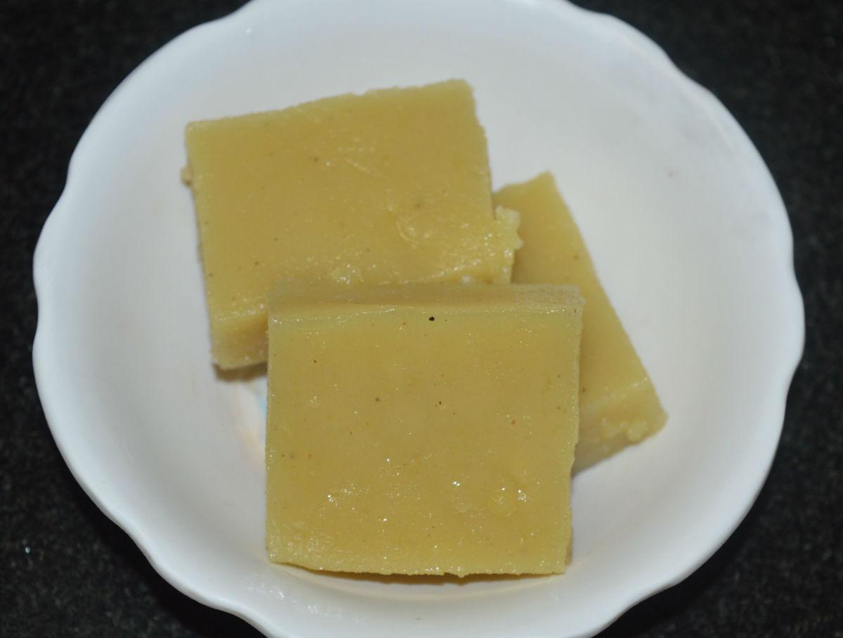 Halubai or Rice Pudding