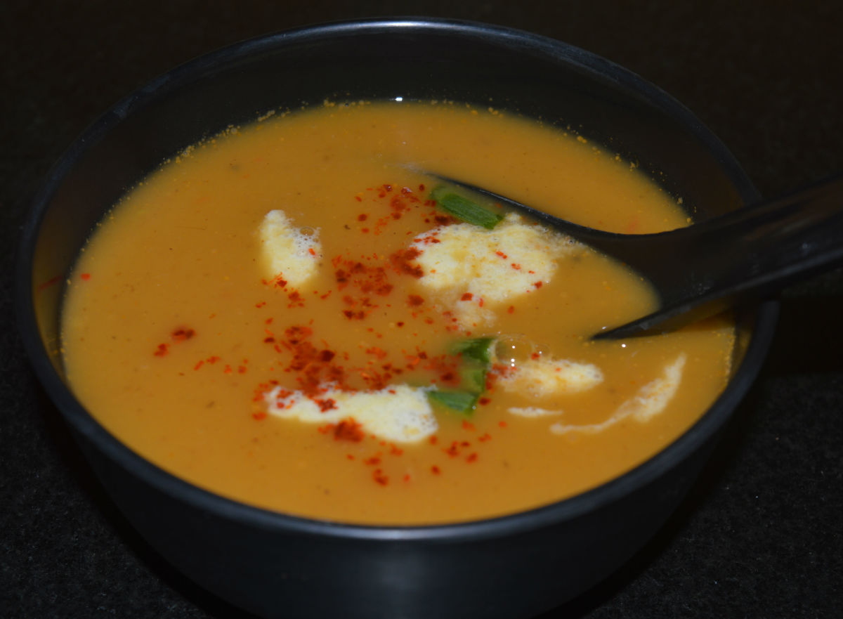How to Make Quick and Easy Pumpkin Soup