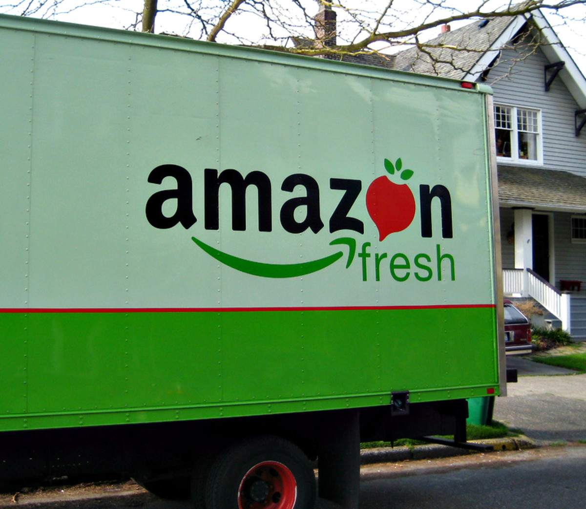 Amazon Fresh: 50 Facts About Amazon's Online Grocery Store