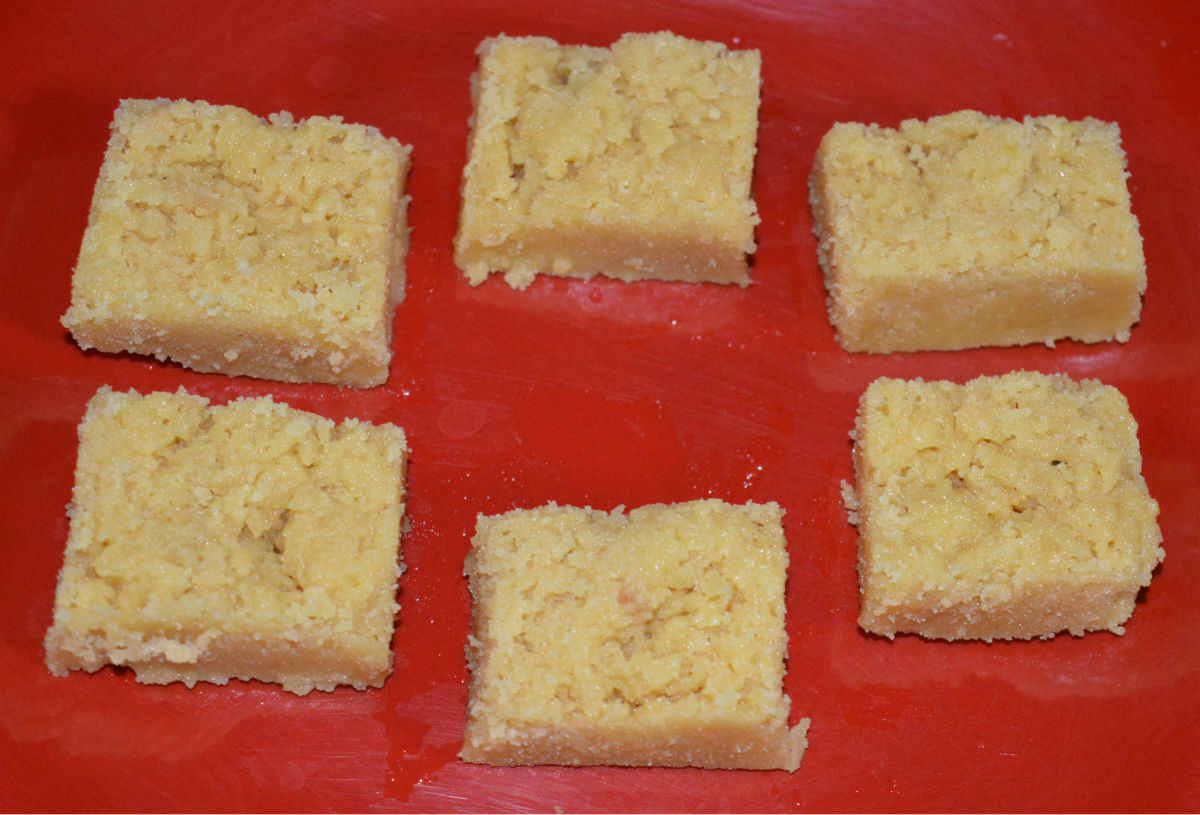 Step-by-Step Guide for Making Mysore Pak, an Authentic Indian Sweet