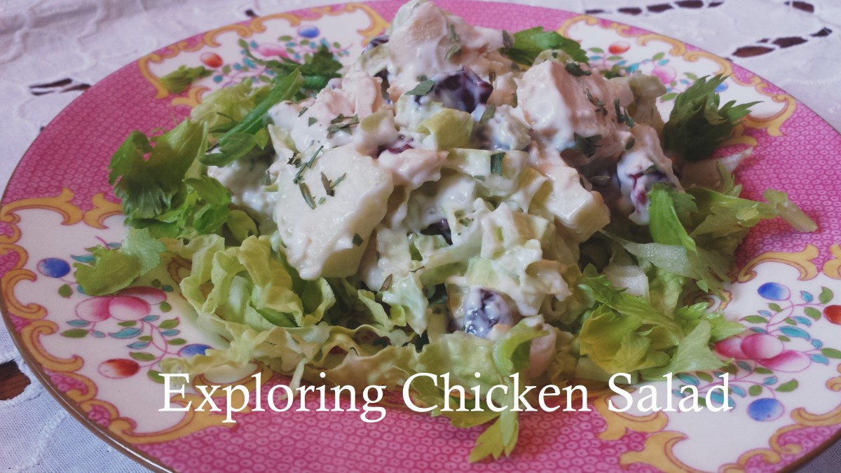 Exploring Chicken Salad