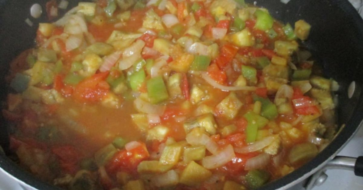 Minnesota Cooking: Mock Ratatouille