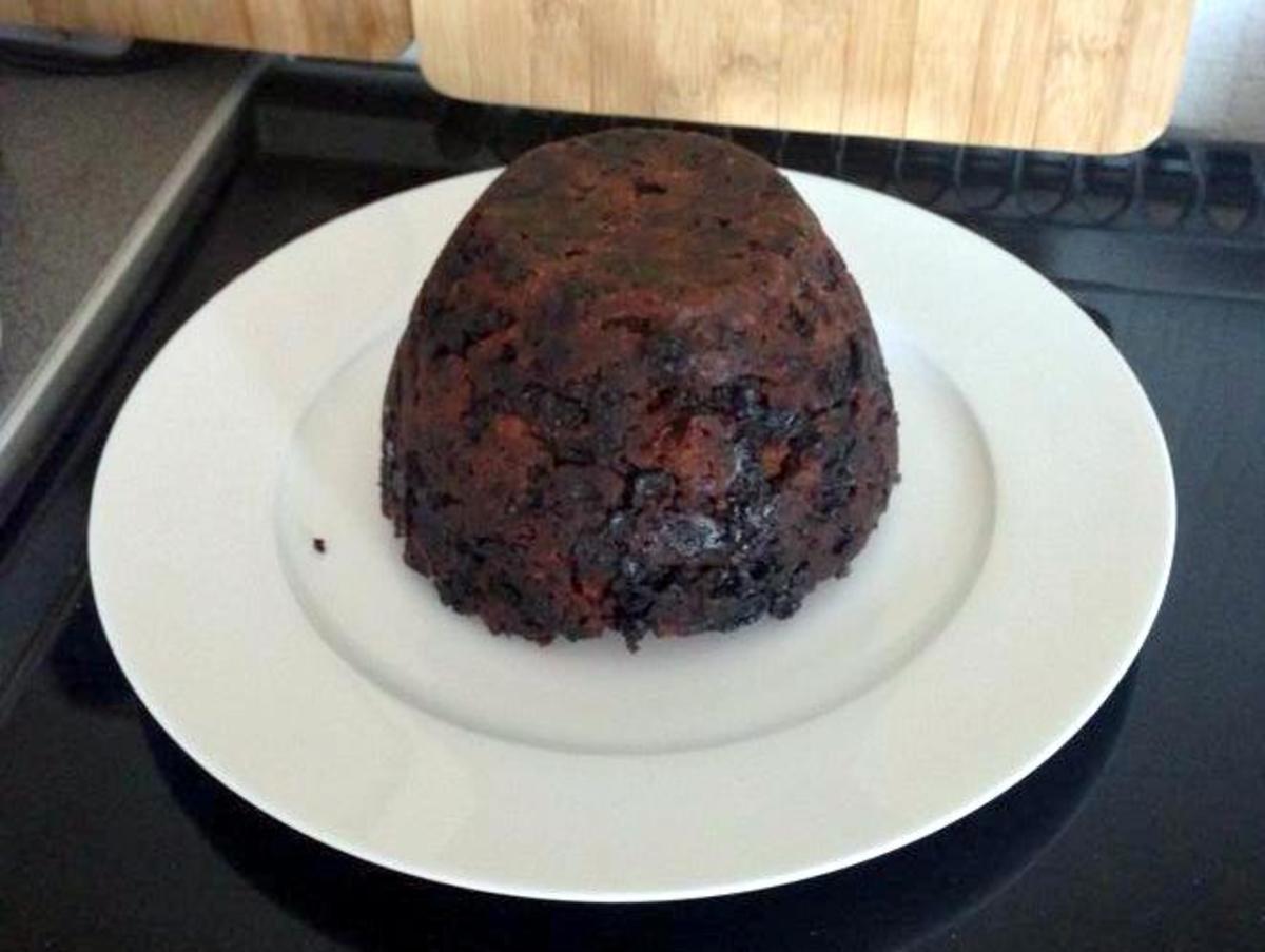 Christmas Pudding Dessert Recipe