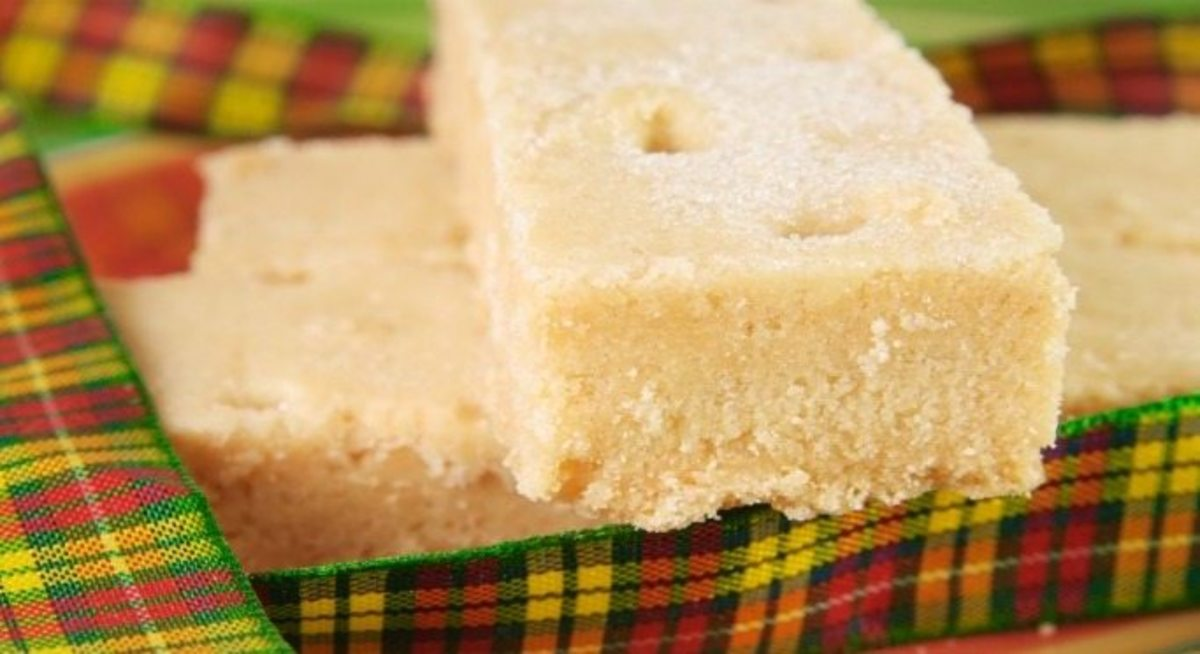 Exploring Shortbread: A Centuries-Old Treat With Recipes for Today