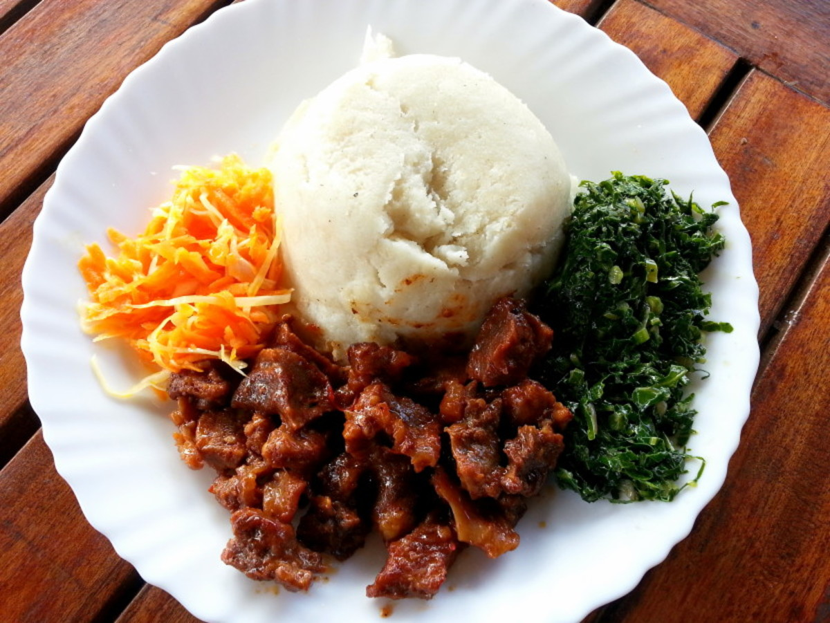 30 traditional and popular kenyan foods delishably ugali forumfinder Image collections