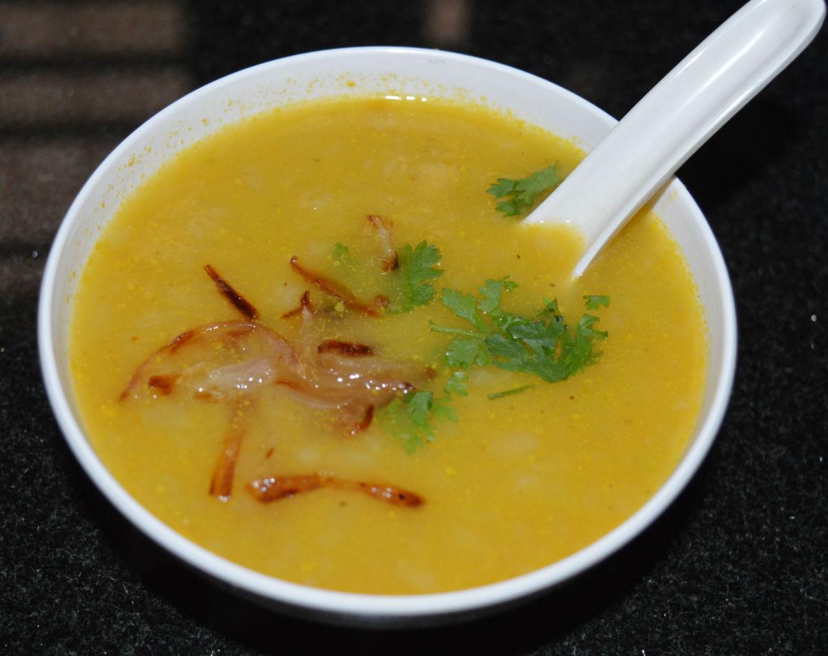 Cabbage Potato Soup