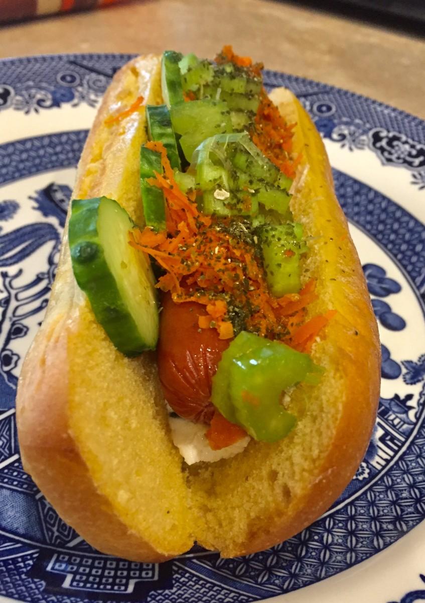 The Sushi Dog