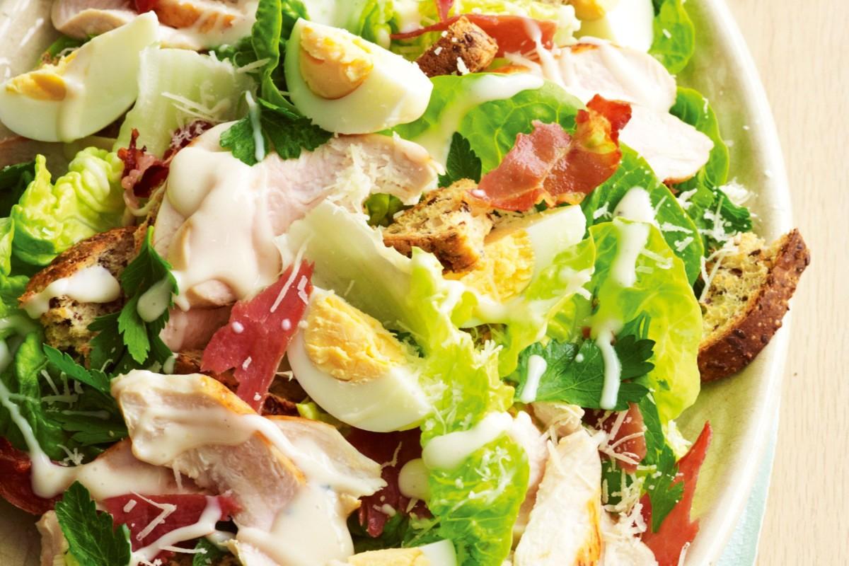 The Perfect Caesar Salad Recipe