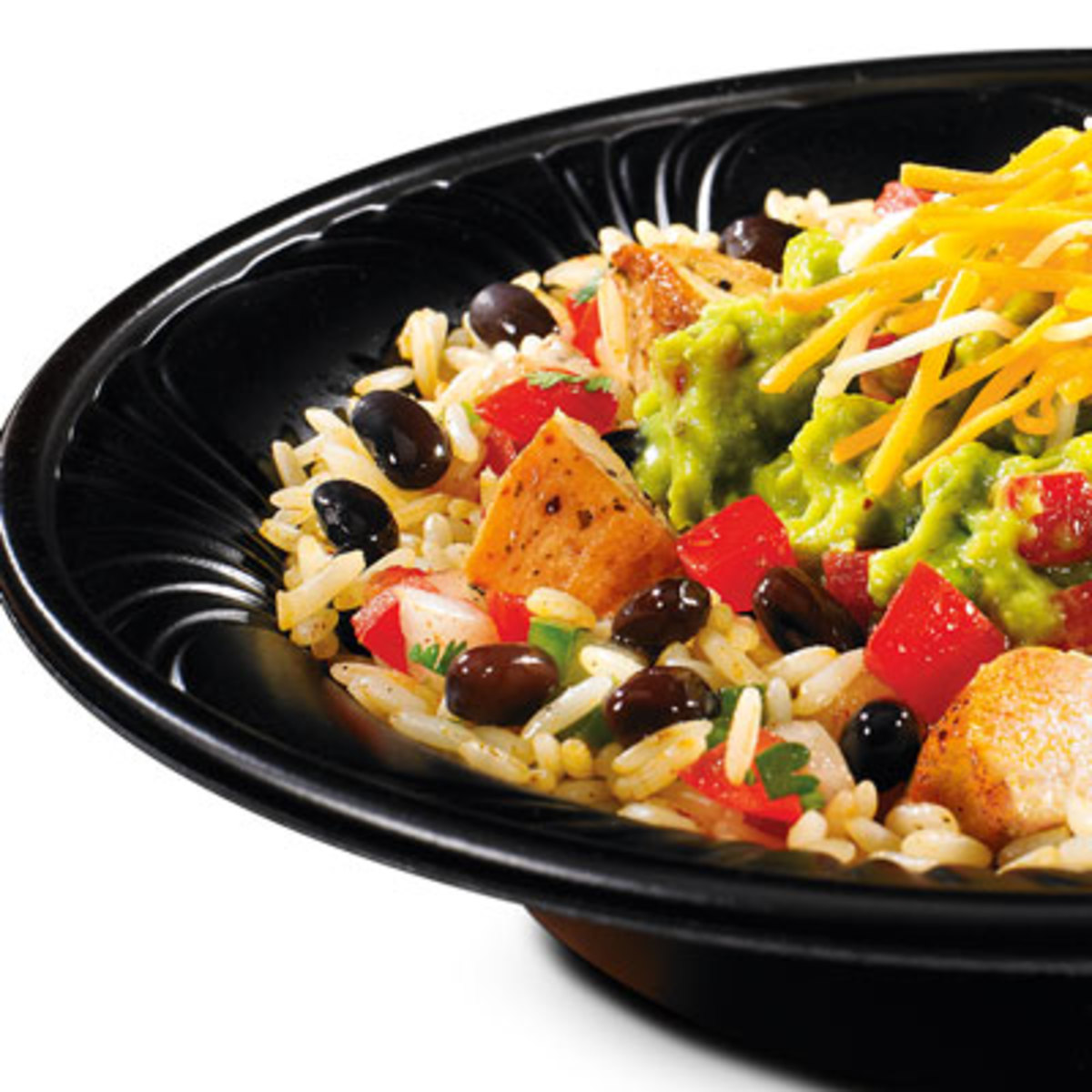tofu veggie bowl at moes