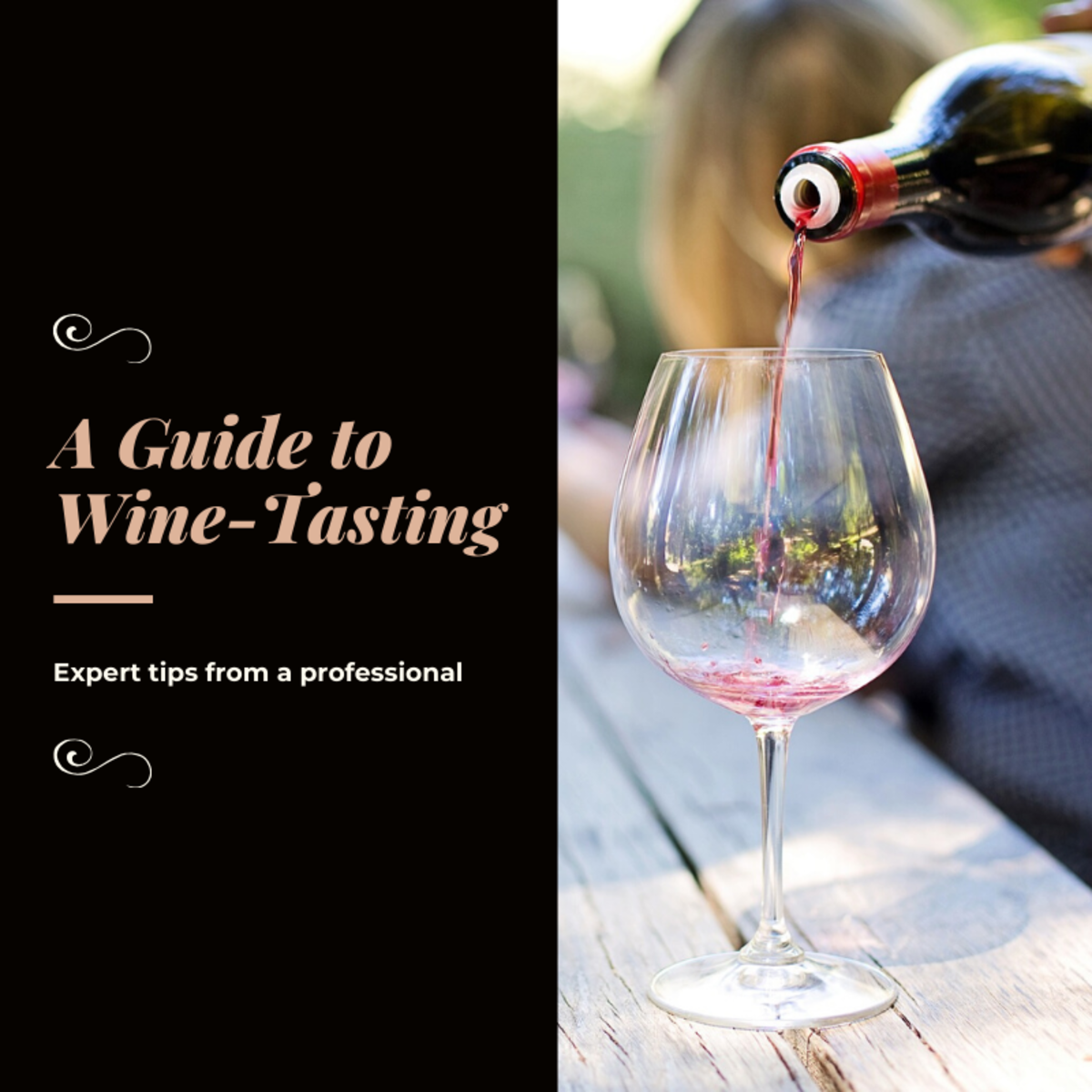 This guide will provide you with all the essentials to knowing how to taste wine and appreciate it to its fullest.
