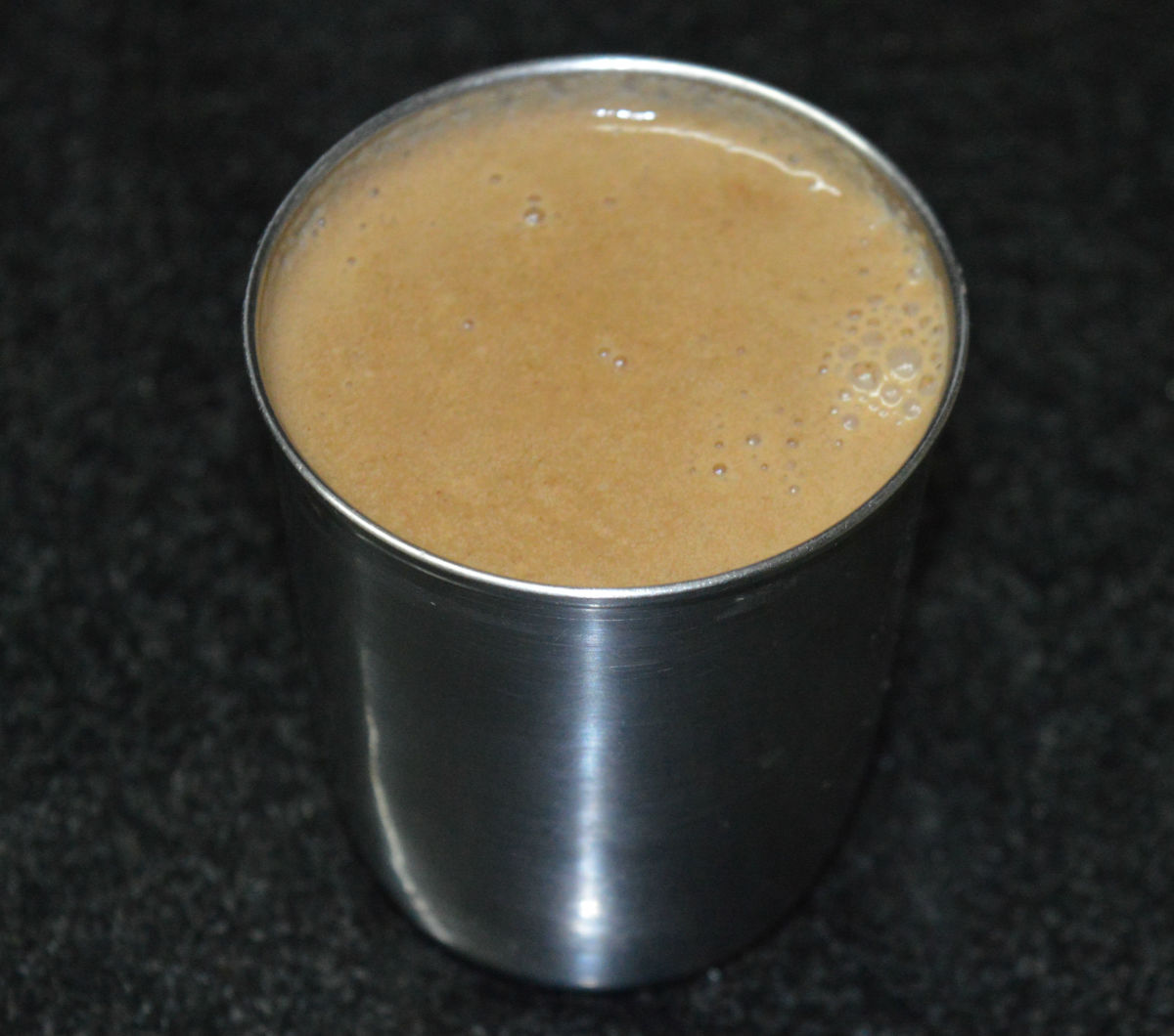 Making Poppy Seed (Khus Khus) Drink or Gasagase Payasam