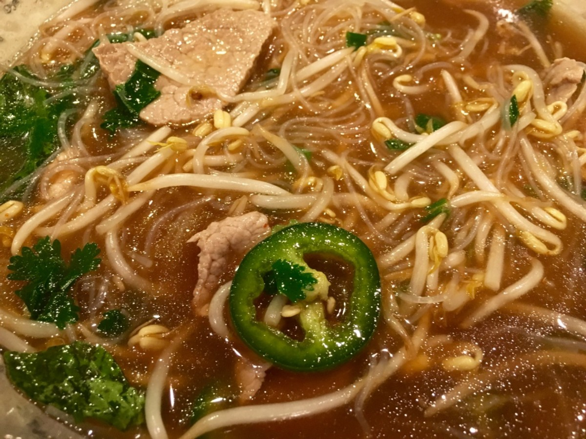How to Make Your Own Pho Soup From Scratch