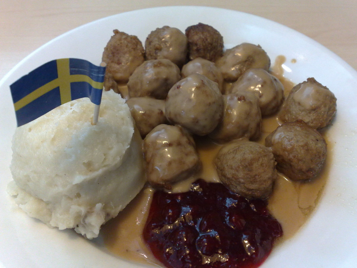 These meatballs are such a delightful main dish!
