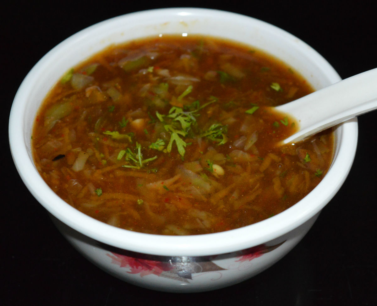 How to Make Hot and Sour Veggie Soup