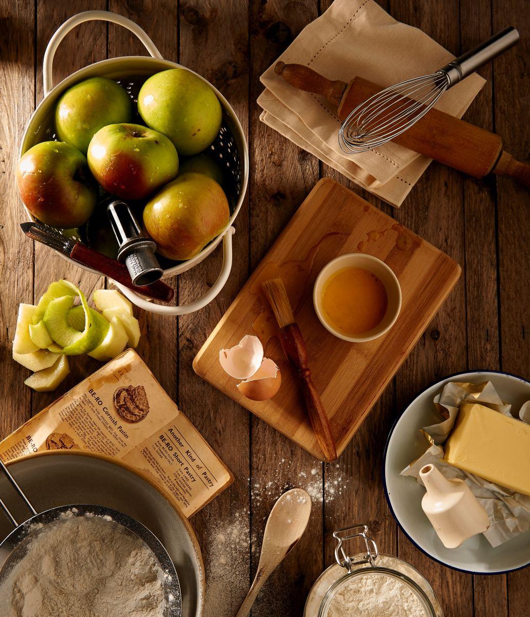 The Best No-Fuss Fried Apple Dessert