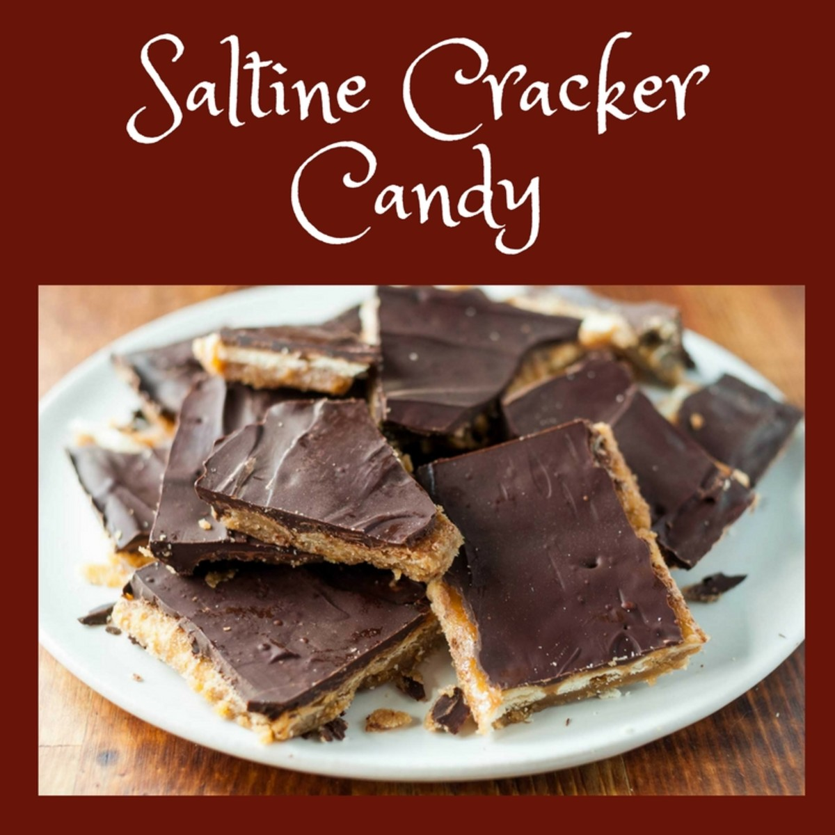 Cracker Candy Recipe
