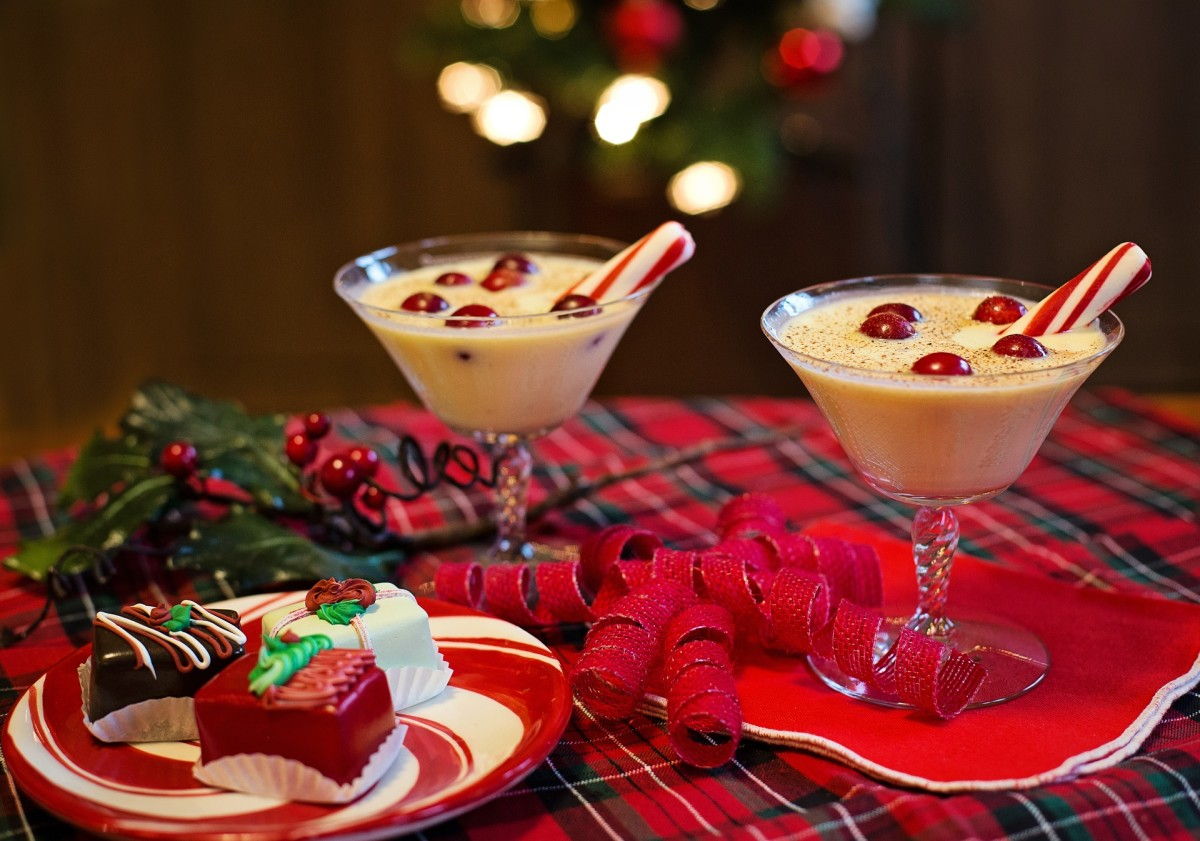 How and why did eggnog become entwined with the Christmas holiday?