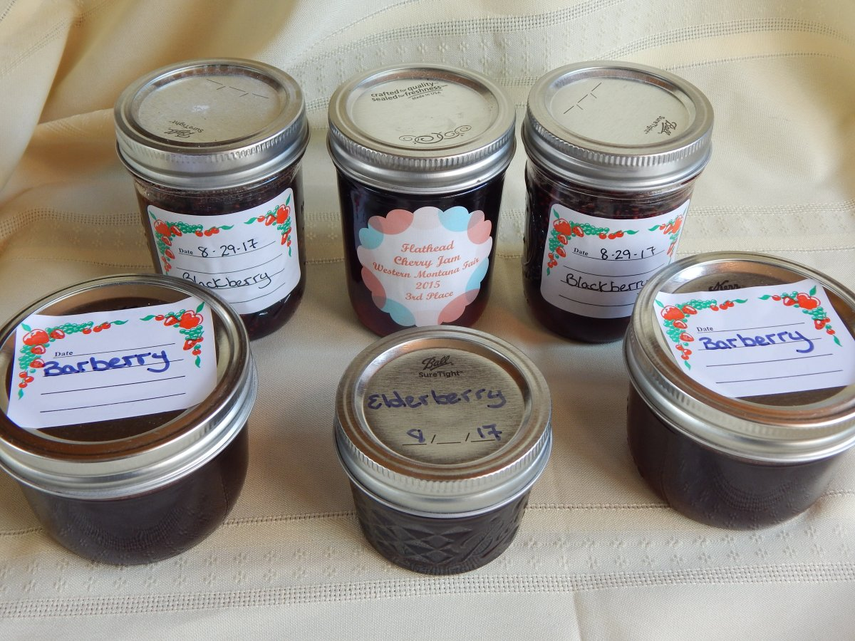 Making Jams and Jelly Without Commercial Pectin