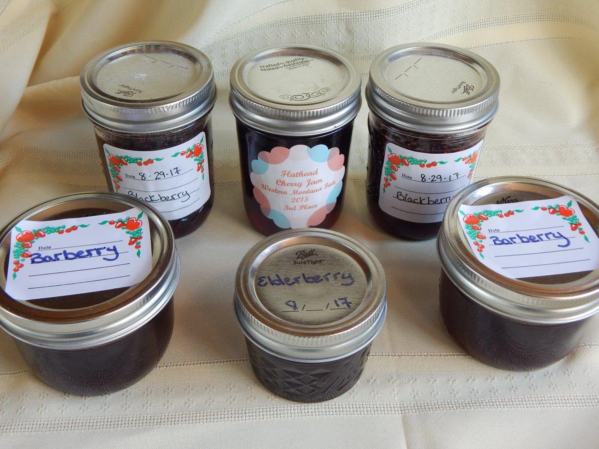 No Pectin Homemade Jam and Jelly
