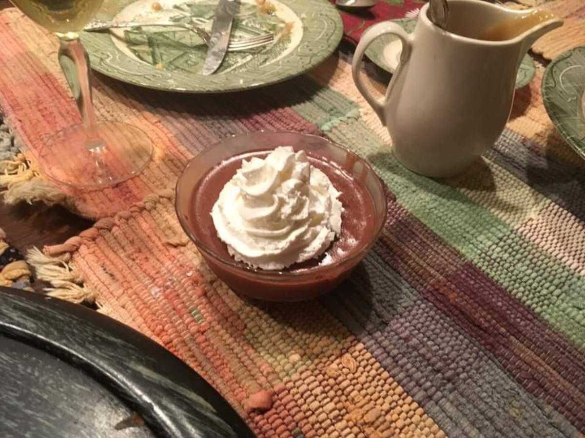 Chocolate Hazelnut Mousse Recipe