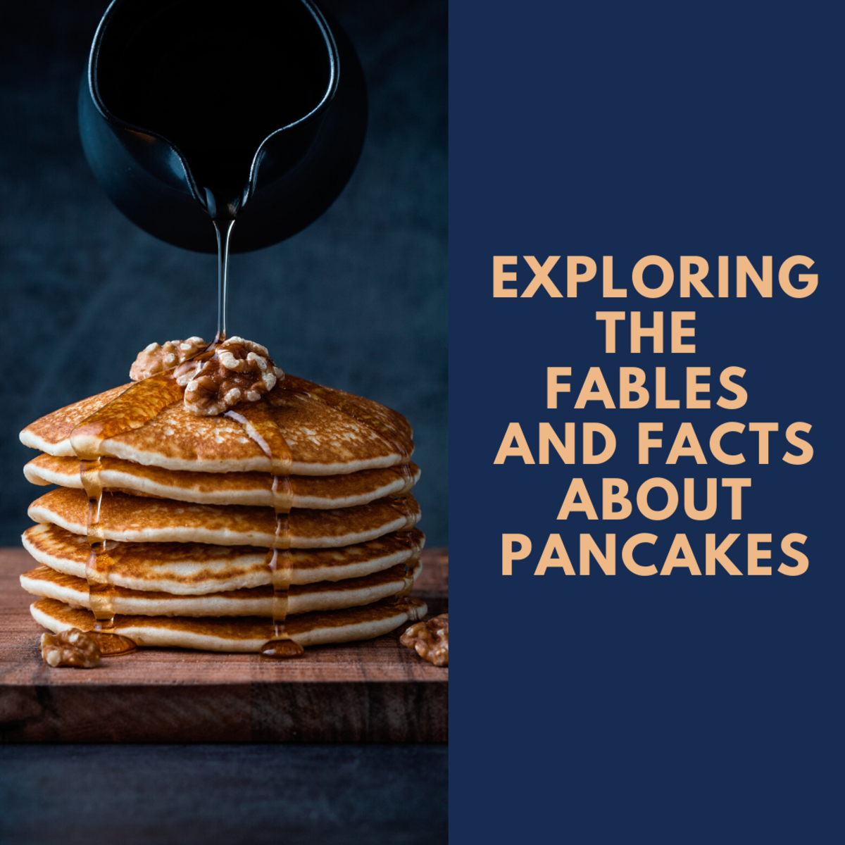 Pancakes are more than just  a tasty breakfast food. Read on to learn more about this delicious food.