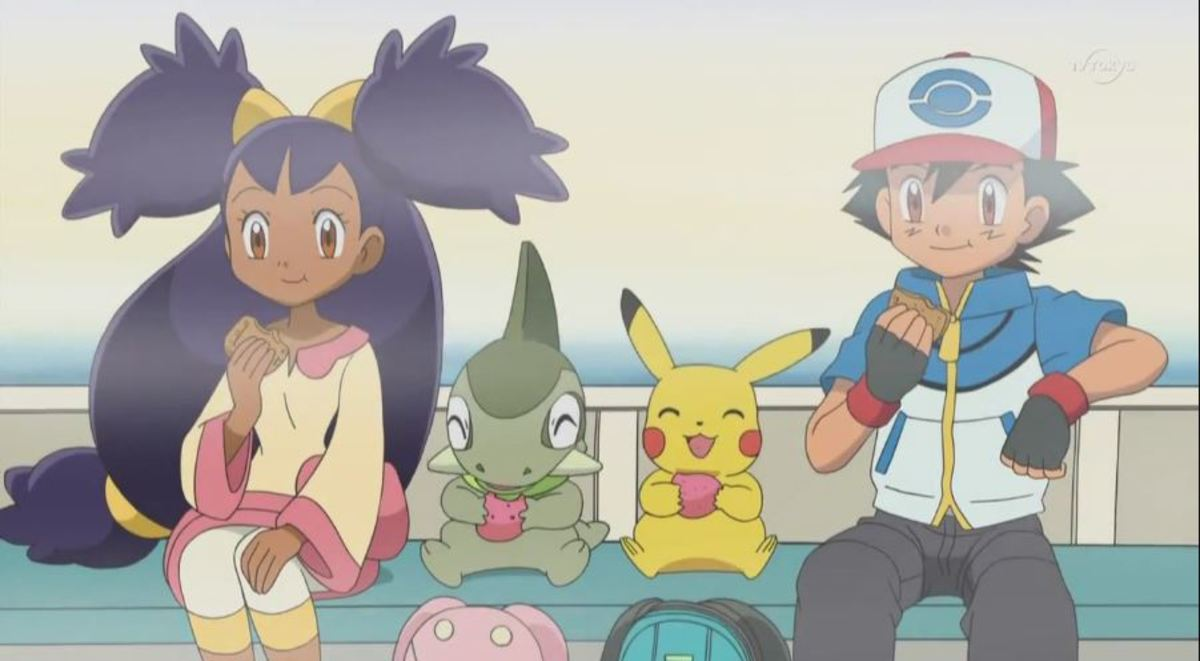Anime Review: Pokemon Black and White (Season 1)