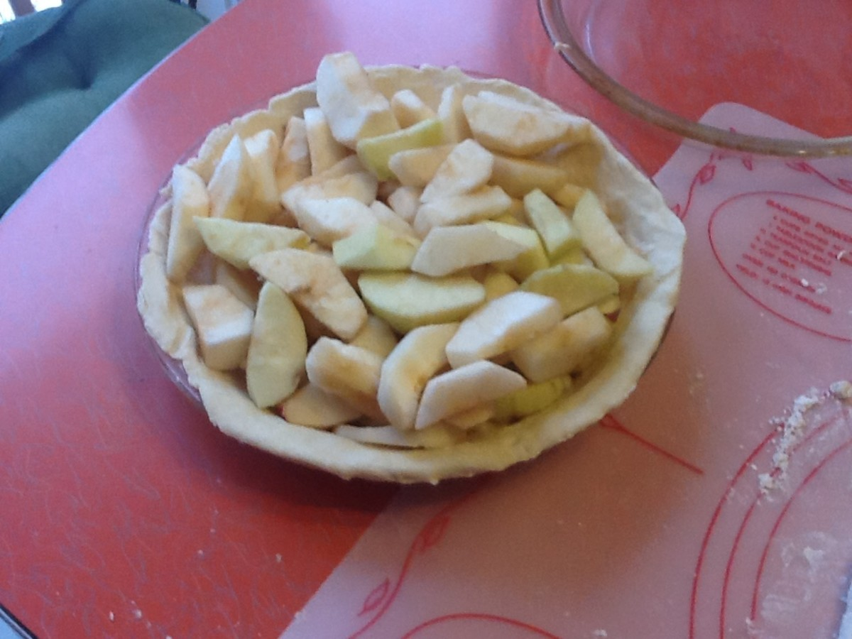 Spicy Apple Pie Recipe