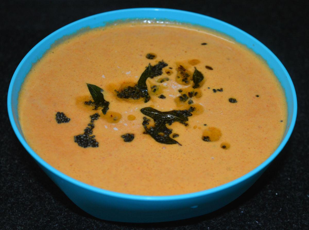 Ginger, Garlic, and Yogurt Drink/Tambuli