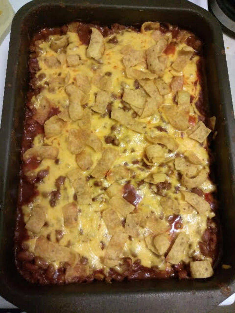 Frito Ranch Casserole Recipe